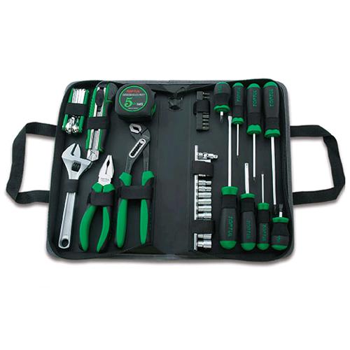 Профессиональный набор слесарного инструмента 43 ед GPN-043A TOPTUL