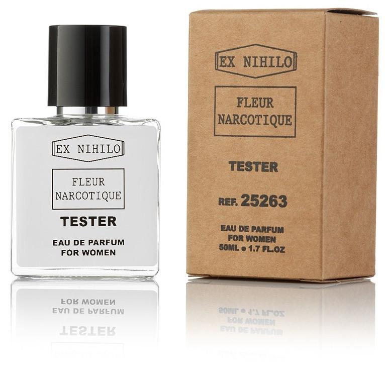 Туалетная вода унисекс Ex Nihilo Fleur Narcotique 50 ml, Orign Tester, эко упаковка