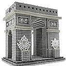 Конструктор головоломкаNeocube неокуб 216 неодимовых шариков по 5 мм в боксе магнитный нео куб Neo Cube, фото 8