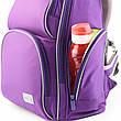 """Комплект. Рюкзак школьный Smart K19-702M-2 (фиолетовый) + пенал + сумка, ТМ """"Kite"""", фото 5"""