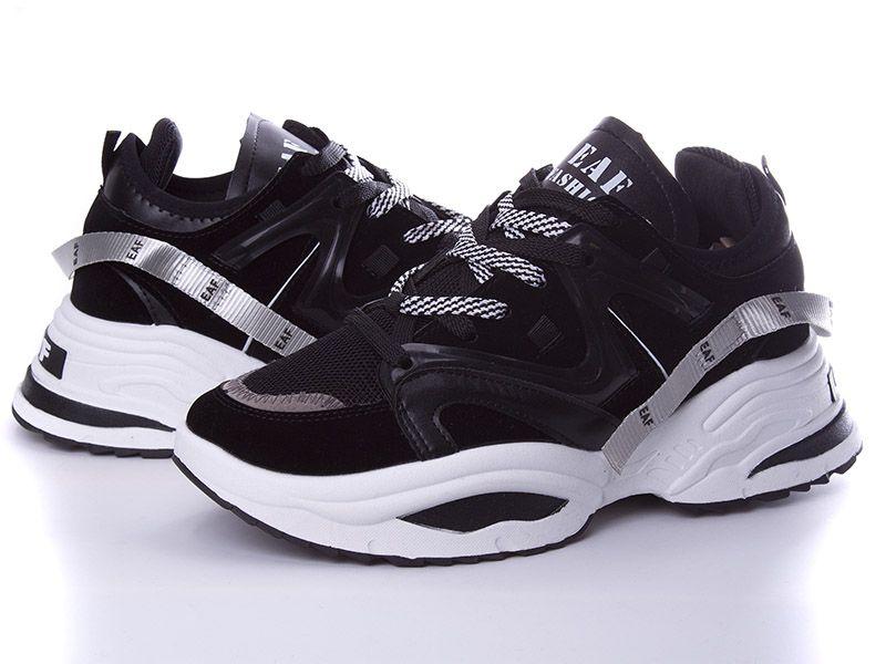Модные кроссовки Violeta мужские чёрные