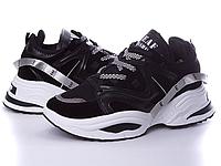 Кроссовки Violeta мужские чёрные, размеры в наличии ► [  41, 42, 43 ]
