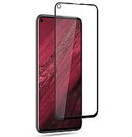 Защитное стекло 5D Full Glue для Huawei Nova 4 Black (Screen Protector 0,3 мм)