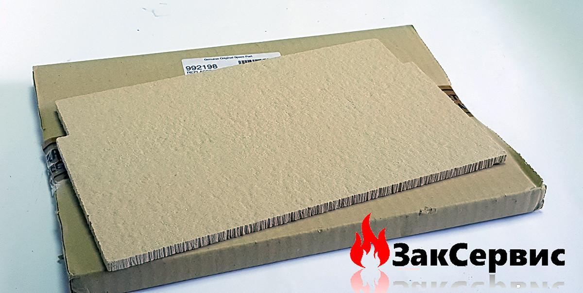 Изоляция камеры сгорания задняя на газовый котел Ariston UNO MI 992198