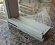 Алюминиевый короб для межкомнатных дверей | Комплект дверной коробки В2400х900, фото 6