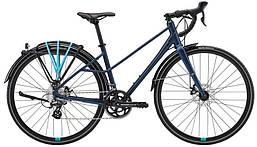 Городской женский велосипед Liv Beliv 2 City, тёмно-синий S (GT)