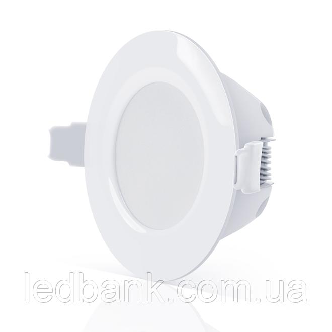 Точковий LED світильник 6W м'яке світло (1-SDL-003-01)