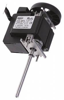 Мотор помпы REBO NR40 (55W 230V) 23073/087810 для льдогенераторов Brema, NTF, Zanussi и др.