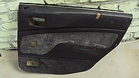 Карта обшивка двери правой задней Mitsubishi Galant VI E30 седан 1987 - 1993