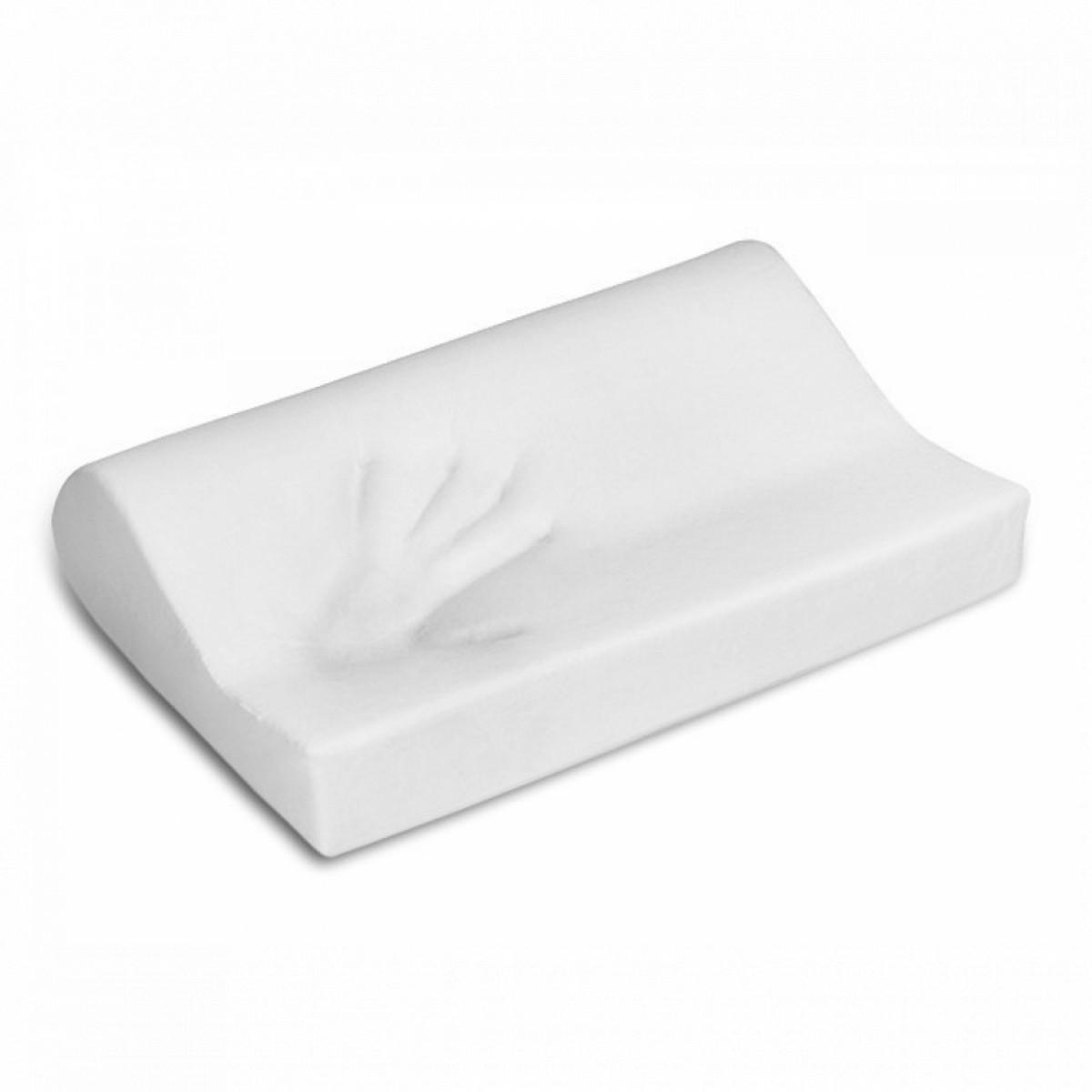 Ортопедична анатомічна подушка з пам'яттю Memory pill (меморі пілл)