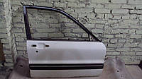 Двері передні праві Mitsubishi Galant VI E30 хетчбек 1987 - 1993