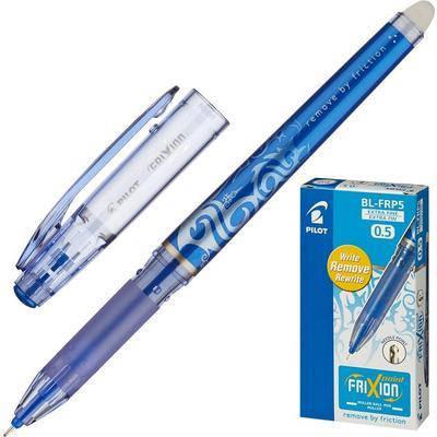 """Ручка гелевая Pilot  """"Frixion Point"""" синяя 0.5 мм, фото 2"""