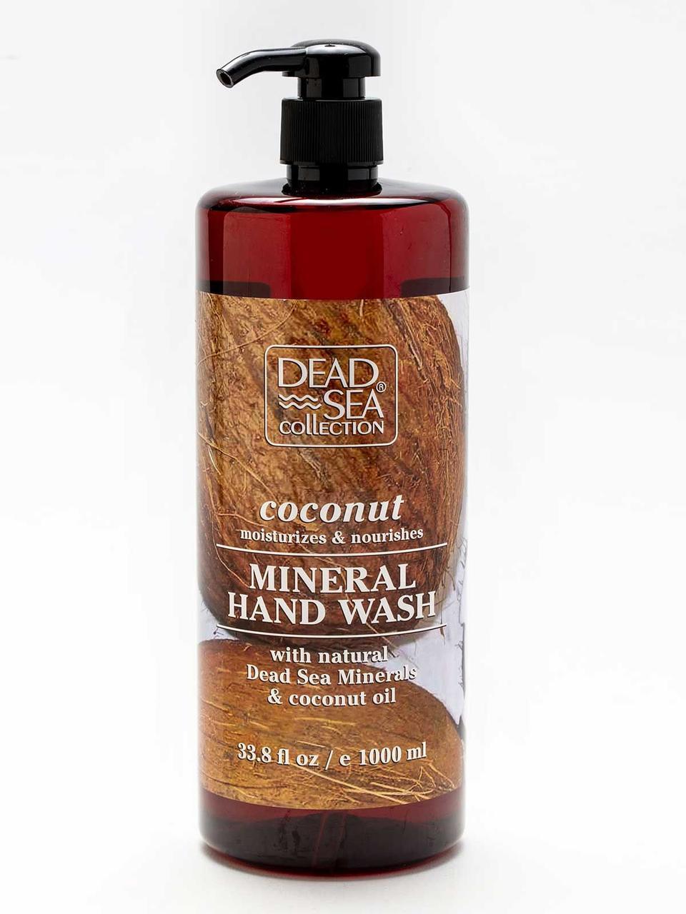 Мыло жидкое Dead Sea Collection с минералами Мертвого моря и маслом кокоса 1 л