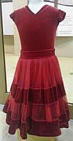 Велюровый бейсик, рейтинговое платье для спортивно-бальных танцев с пышной юбкой