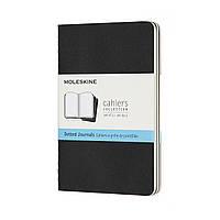 Блокнот Moleskine Cahier Карманный 64 страницы в Точку Черный (9х14 см) (8058341719206)