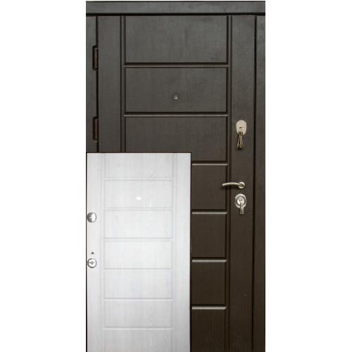 """Двери """"Very Dvery"""" Канзас венге/сосна прованс (серия «ВИП+»)"""