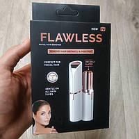 Триммер женский для лица Flawless facial hair remover эпилятор-триммер