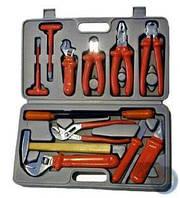 Набір ручного слюсарного та електромонтажного інструменту