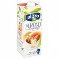 Молоко миндальное без сахара , 1 л Alpro