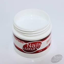 Гель для наращивания ногтейNails LuxuryUSA UV Builder Gel Extreme White