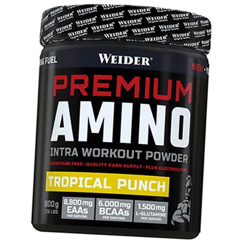 Аминокислоты Weider Premium Amino Powder 800 g