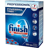 Таблетки для ПММ Finish Professional powerball tabs 125 таб