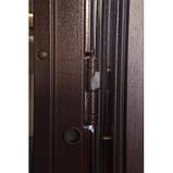 """Двері """"Very Dvery"""" Турин темний горіх (серія «ВІП»), фото 2"""
