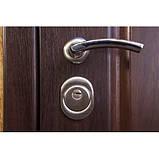 """Двері """"Very Dvery"""" Турин темний горіх (серія «ВІП»), фото 3"""