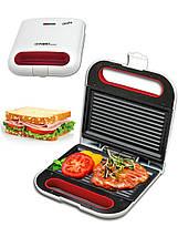 Бутербродница First Austria FA-5338-5, антипригарное покрытие, сендвичница, сэндвичница, фото 3
