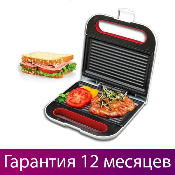 Бутербродница First Austria FA-5338-5, антипригарное покрытие, сендвичница, сэндвичница