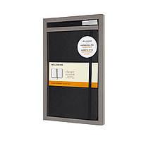 Подарочный набор Moleskine: Блокнот Средний 240 страниц Черный + Ручка (8058341710319)