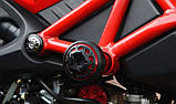 Слайдеры в раму мотоцикла универсальные Rizoma (разные цвета), фото 3