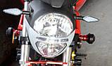 Слайдеры в раму мотоцикла универсальные Rizoma (разные цвета), фото 4