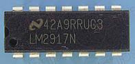 Преобразователь частоты в напряжение NSC LM2917N/NOPB PDIP14