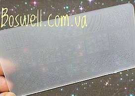 Пластиковая пластина для стемпинга XY-L01