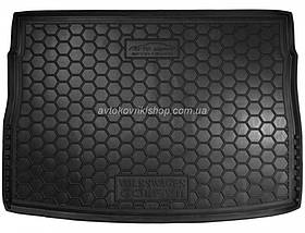 Резиновый коврик багажника  Volkswagen Golf VII 2013- (Sportsvan) Avto-Gumm