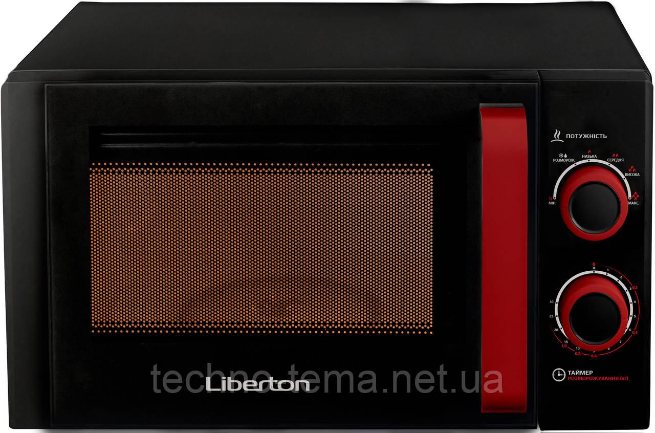 Микроволновая печь 20 литров LIBERTON LMW-2082M