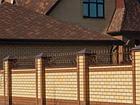 Закладные детали под кирпичные столбы, калитку и ворота, фото 3