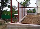 Закладные детали под кирпичные столбы, калитку и ворота, фото 5