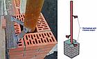 Закладные детали под кирпичные столбы, калитку и ворота, фото 6