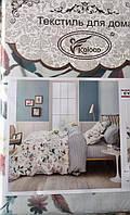 Комплект постельного белья сатин Koloco ( двухспалка) 515грн