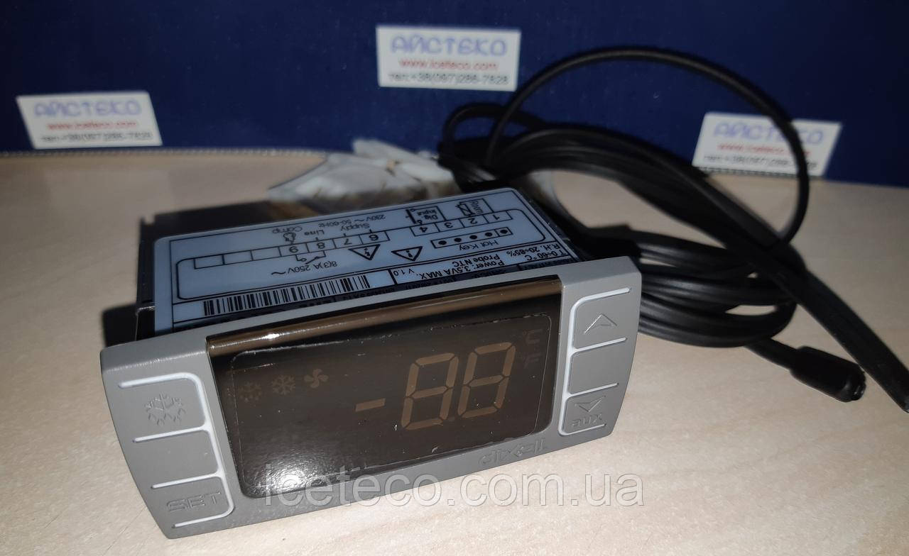 Цифровой контроллер Dixell XR02CX-5N0C0 (1 датчик)