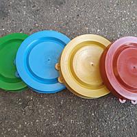 Крышки  полиэтиленовая капрон 82 (Цветна ребро ) мешок 200 шт. по 48 коп.