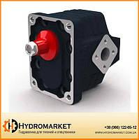 51 л Шестеренчатый (шестеренный) гидравлический насос К-серии Hiposan, фото 1