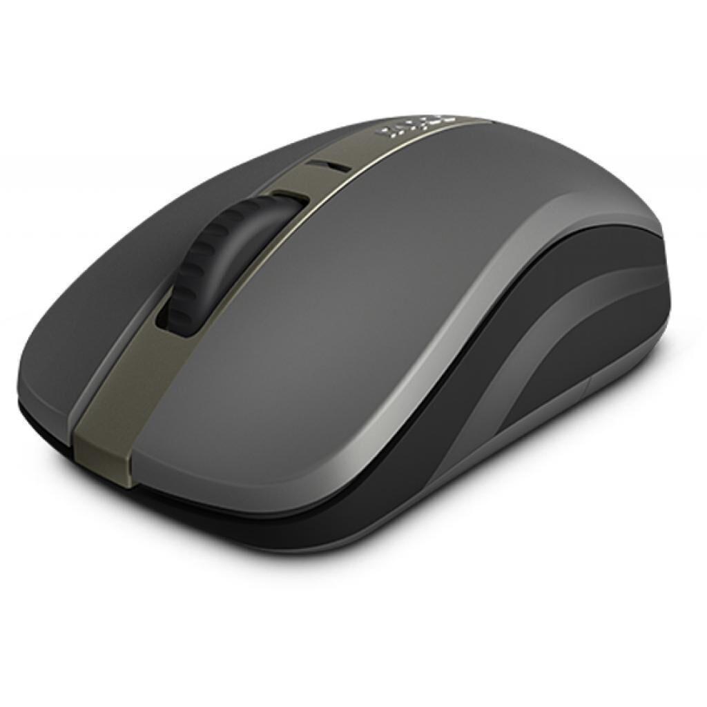 Мышка Rapoo 6610M Wireless/Bluetooth Grey
