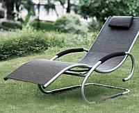 Кресло шезлонг алюминиевый, фото 1