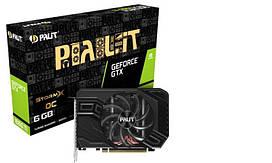 GF GTX 1660 Ti 6GB GDDR6 StormX OC Palit (NE6166TS18J9-161F)