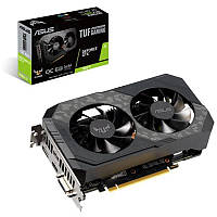 GF GTX 1660 Ti 6GB GDDR6 TUF Gaming OC Asus (TUF-GTX1660TI-O6G-GAMING)