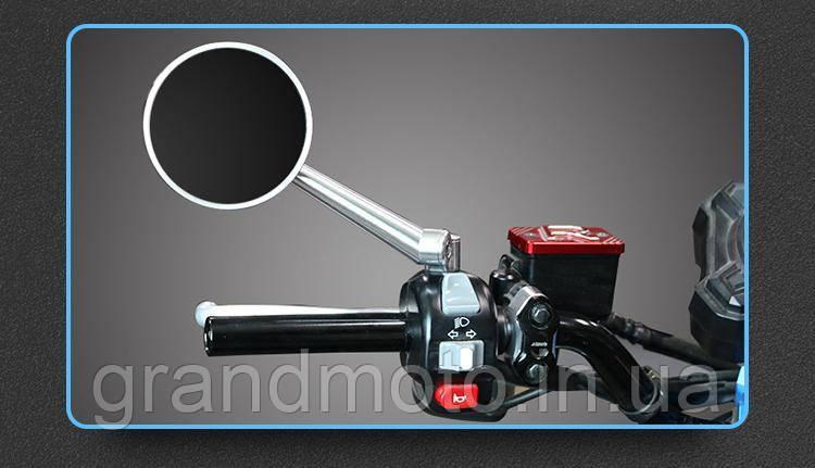 Дзеркала для мотоцикла Rizoma Round