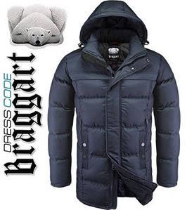 Куртку мужскую зимнюю купить оптом 54, синий